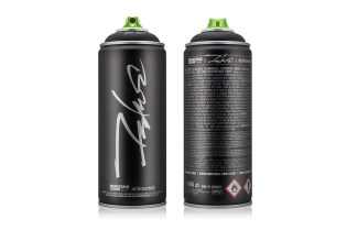 ACRONYM x MONTANA Spraycan for Futura's 60th Birthday by BEINGHUNTED
