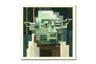 Adam Lister Releases a Set of 'Star Wars'-Themed Geometric Watercolor Prints
