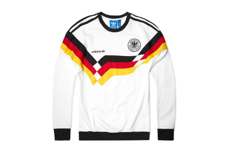 adidas Beckenbauer DFB Crew Sweat