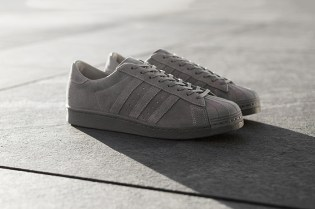 "adidas Consortium Superstar 80V ""Metropolis"""