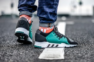"adidas Originals EQT ""#/3F15"" Collection"