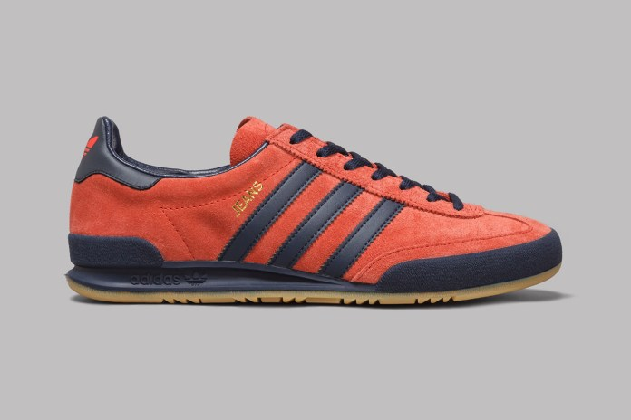 "adidas Originals Jeans MKII OG ""Red Collegiate"" & ""Vista Green"""