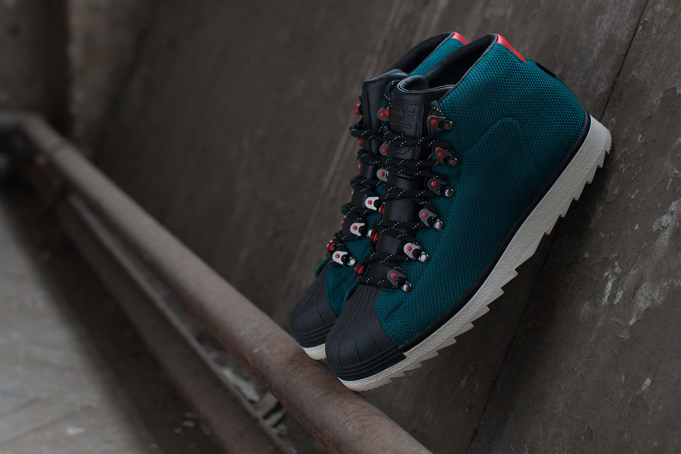 adidas Originals 2015 Fall Pro Model GTX Collection