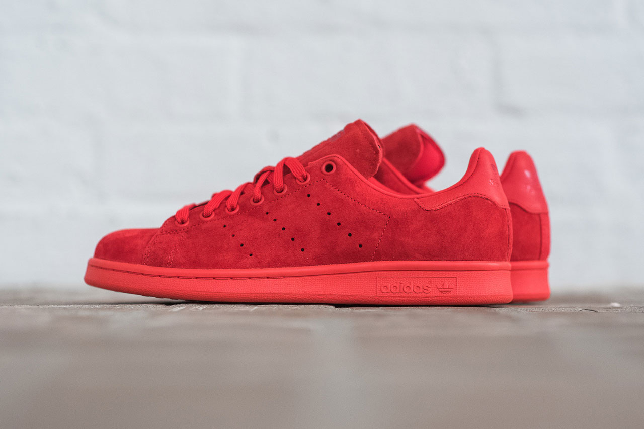 "adidas Originals Stan Smith ""Powdered Red"""