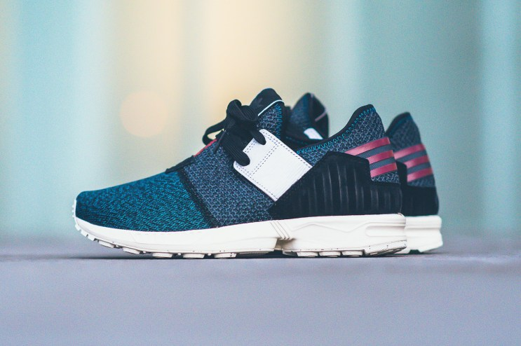 adidas Originals ZX Flux Plus Navy/White