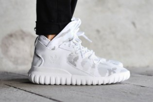 "adidas Originals Tubular X ""White Camo"""