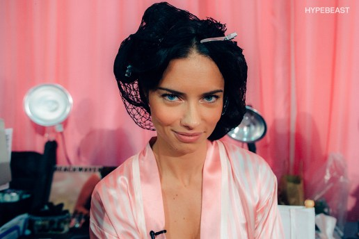 Adriana Lima Exclusive Interview Reveals She Wants in on the Next Tarantino Film