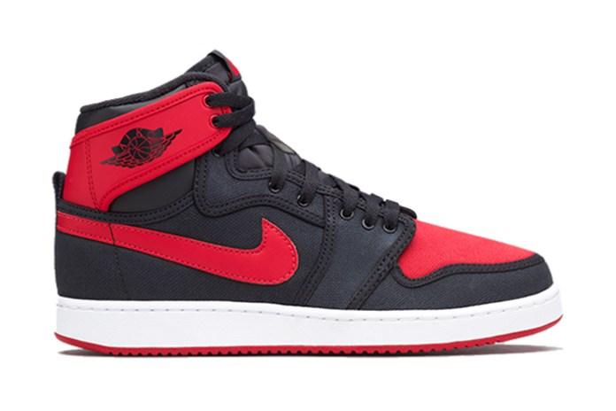 "The Air Jordan 1 Retro KO High OG ""Bred"" Is Finally Set for a Release"