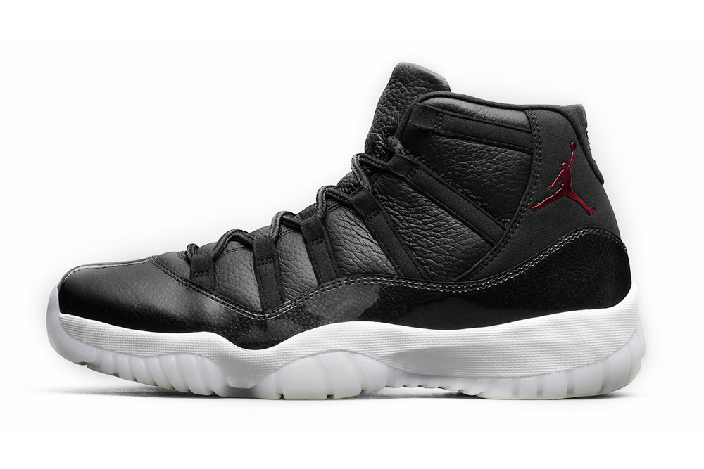 "Air Jordan 11 ""72-10"" Offers Premium Materials This Holiday Season"