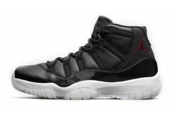 """Air Jordan 11 """"72-10"""" Offers Premium Materials This Holiday Season"""