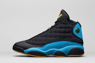 Jordan Brand Pays Tribute to Chris Paul's Days With the New Orleans Hornets