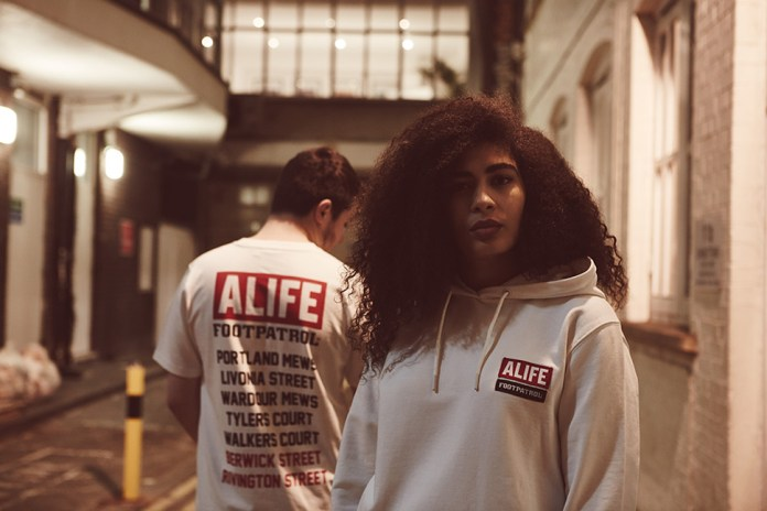 Alife x Footpatrol 2015 Fall/Winter Collection