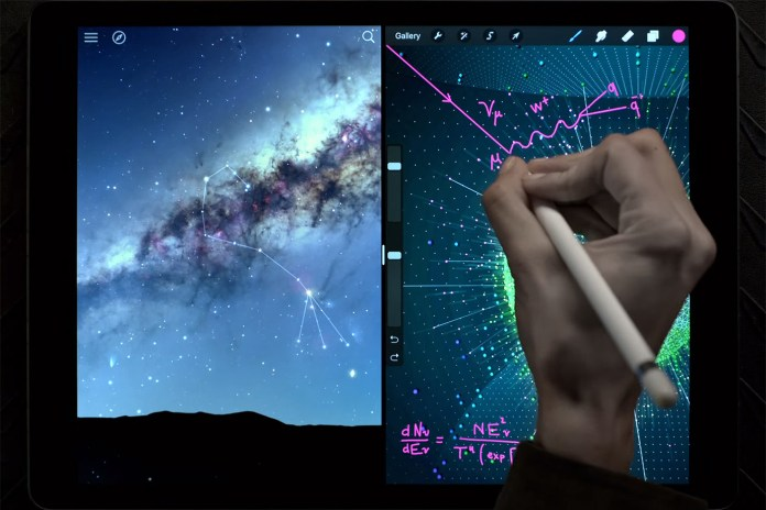 Explore the Universe With Apple's iPad Pro