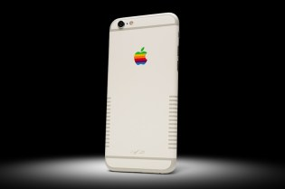 The iPhone 6s Meets the Apple IIe With ColorWare's Limited Edition Retro