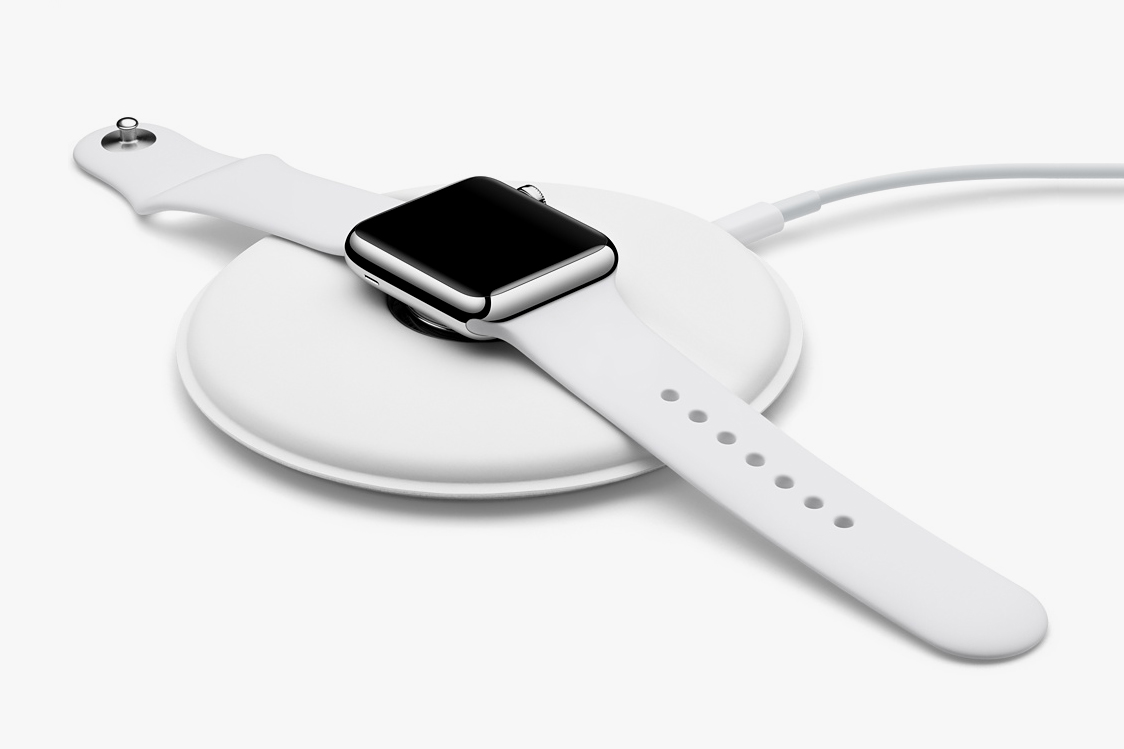 Apple Unveils Official Apple Watch Magnetic Charging Dock