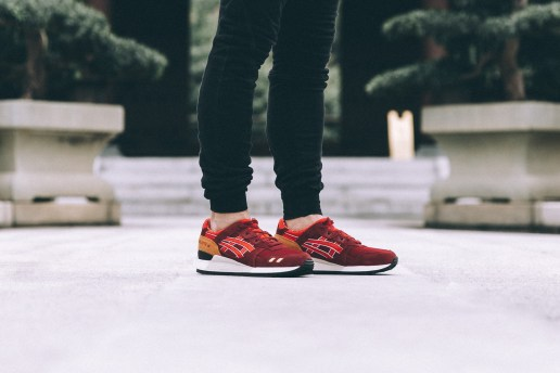 "ASICS ""Autumn Brights"" Pack"