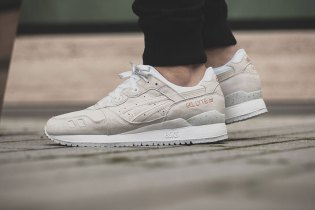 asics gel lyte iii solid gold
