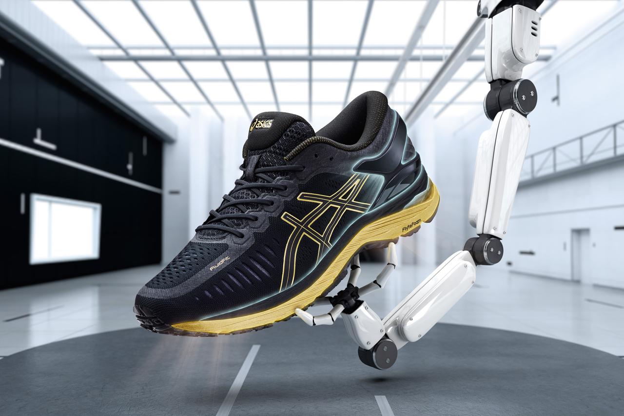 ASICS Launches New Futuristic Footwear Technology: Meta Run