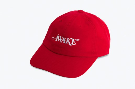 Awake 6-Panel Cap Is Your First Chance to Cop the Brand Outside of Japan