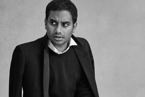 Aziz Ansari Dresses up and Talks 'Master of None'