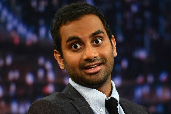 Aziz Ansari Talks Diversity With Stephen Colbert