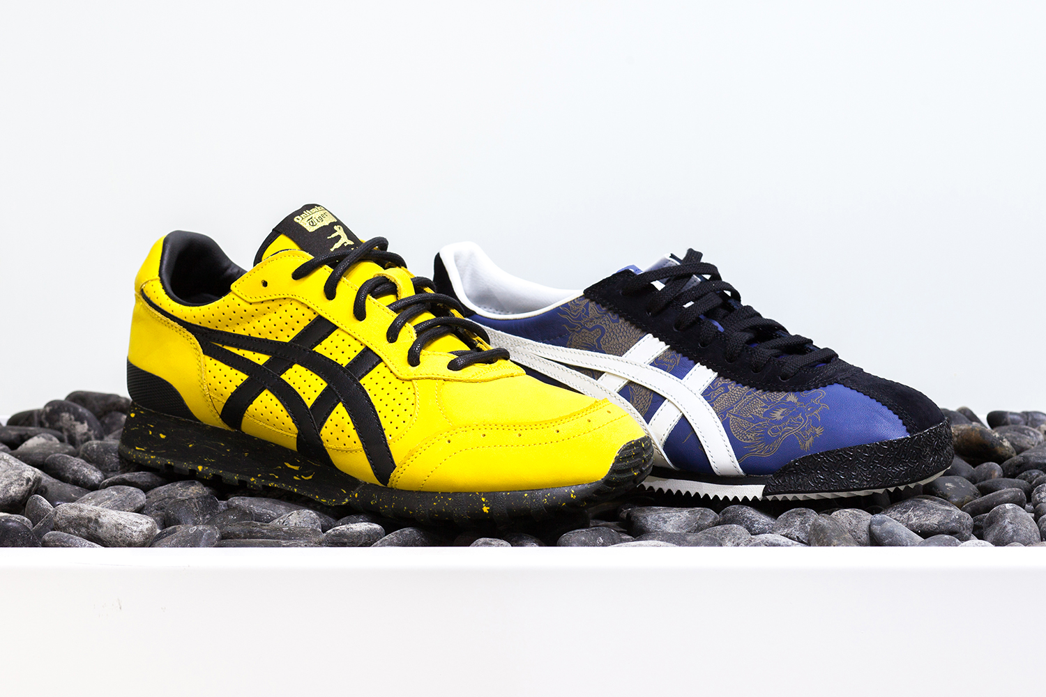 Onitsuka Tiger Mexico 66 Bruce Lee Game Of Death Sneaker News