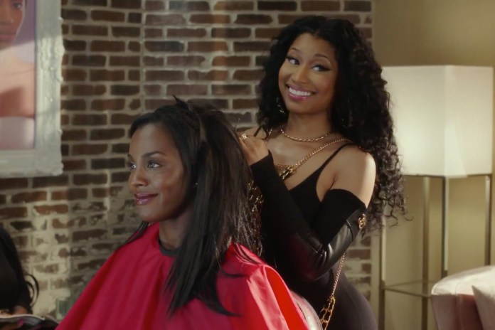 'Barbershop: The Next Cut' Starring Ice Cube & Nicki Minaj