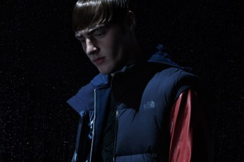 Barneys x The North Face 2015 Fall/Winter Lookbook