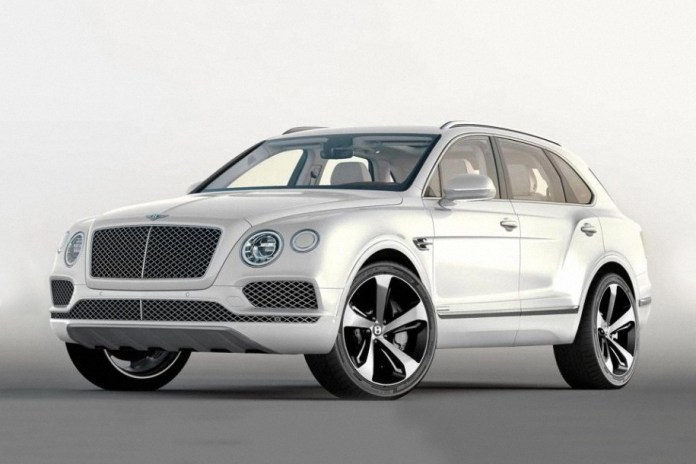 Bentley Unveils Exclusive Bentayga First Edition