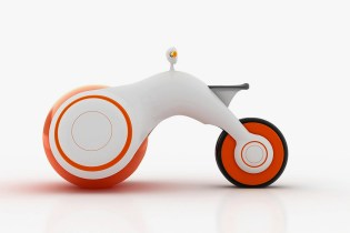 B.Bike: The Traditional Big Wheel Receives an Upgrade