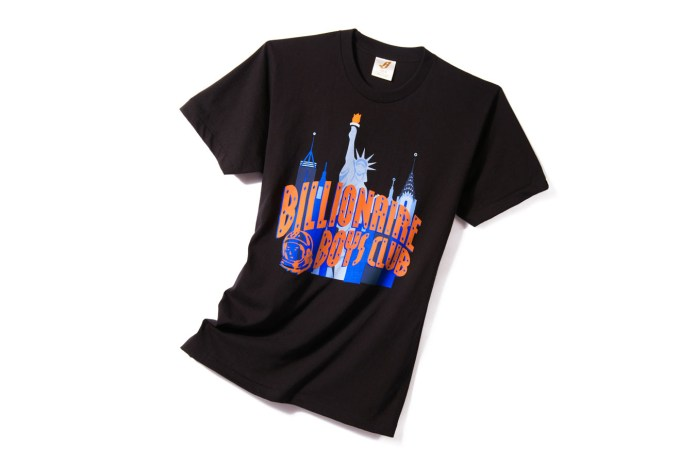 UNKNWN x Billionaire Boys Club 2015 Fall T-Shirt Collection