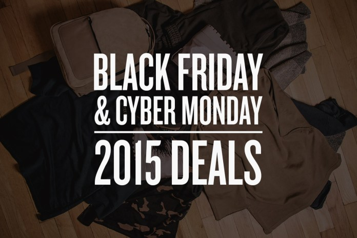 Black Friday and Cyber Monday 2015 Deals