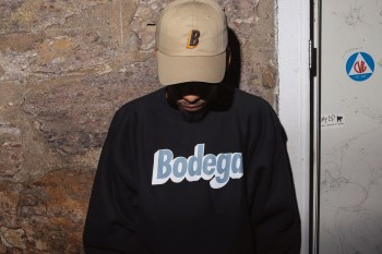 "Bodega 2015 Fall/Winter ""No Service"" Lookbook"