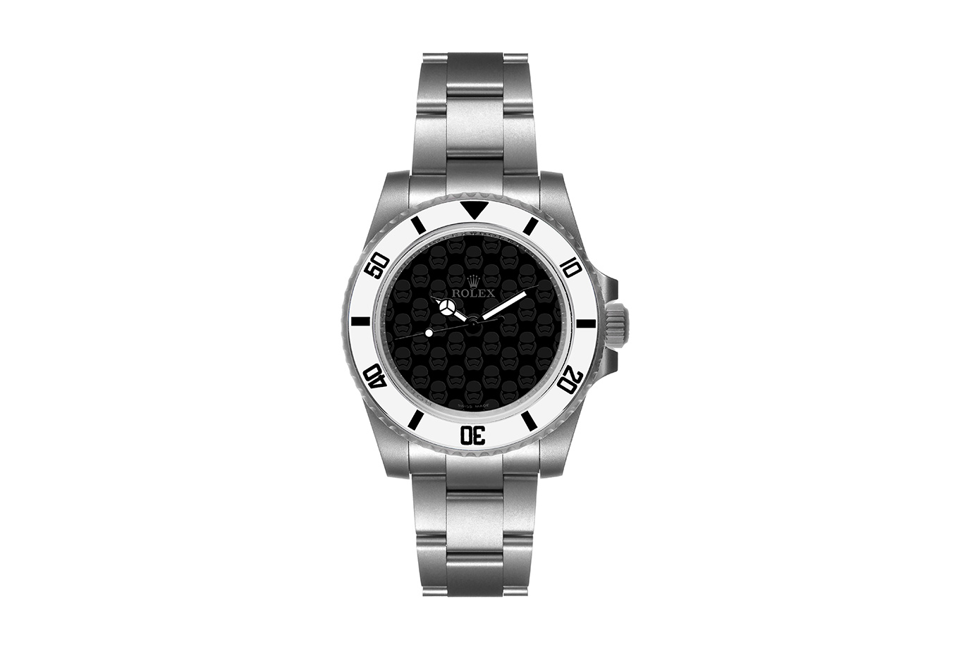 'Star Wars' x Bamford Watch Department Rolexes for BOON THE SHOP
