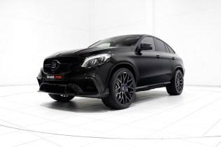 Brabus Unveils 700 Horsepower Mercedes-AMG GLE 63 S Coupe
