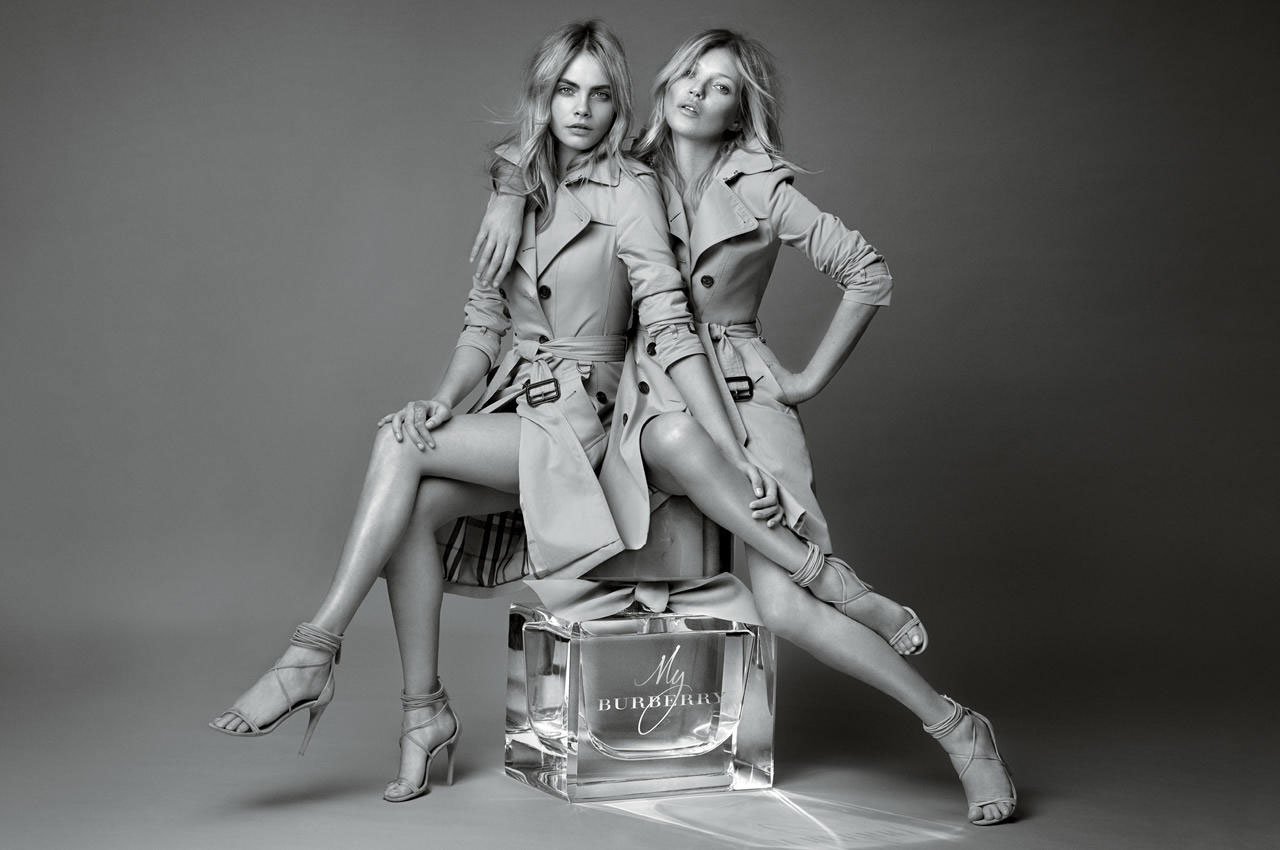 Burberry Is Shutting Down All of Its Diffusion Labels