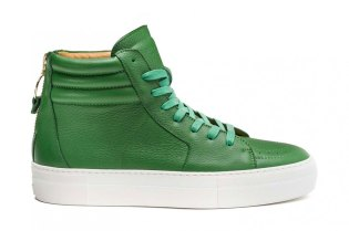 "BUSCEMI 140mm ""Green"""