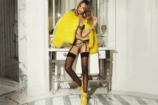 BUSCEMI 2015 Fall/Winter Holiday Lookbook Featuring Jourdan Dunn & Jon Buscemi