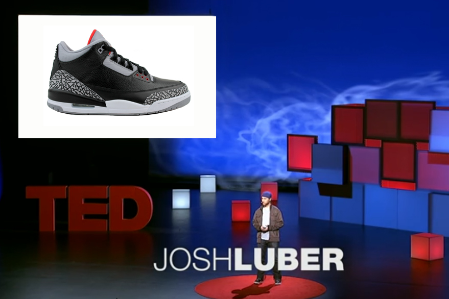 The Founder of Campless Talks About Sneaker Reselling on TED
