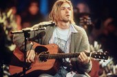Celebrity Auction Includes Elvis Presley's Gold Piano, a Lock of Kurt Cobain's Hair, and More