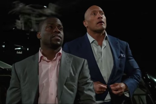 "'Central Intelligence' Official Trailer Starring Dwayne ""The Rock"" Johnson & Kevin Hart"