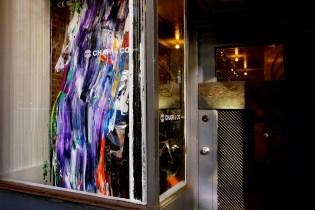 Chari & Co NYC Gets Transformed by Artist Meguru Yamaguchi