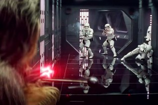 Chewbacca & BB-8 Battle Stormtroopers in New 'Star Wars: The Force Awakens' Commercial