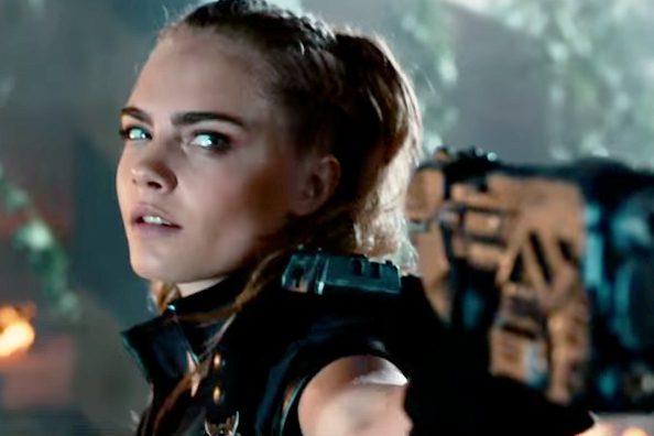 'Call of Duty: Black Ops III' Live Action Trailer Featuring Michael B. Jordan and Cara Delevingne