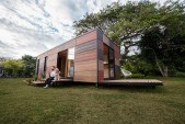 Colombian Architects Build Modular Homes for Isolated Areas