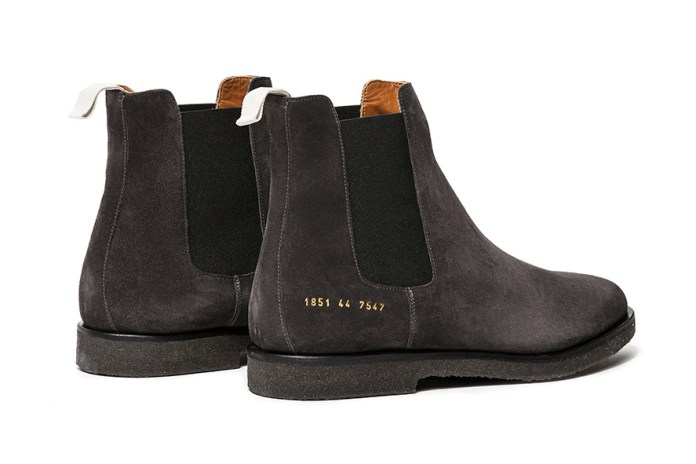 The Common Projects Chelsea Boot Is as Understated as Understated Gets