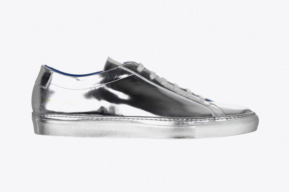 """Common Projects """"Metallic Pack"""" Holiday 2015 Release"""