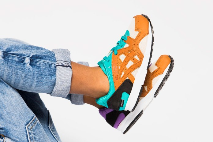 "#hypebeastkids: Concepts x ASICS ""Mix & Match"" Pack"