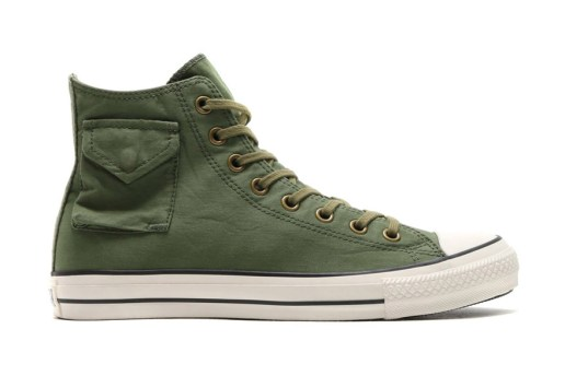 Converse All Star Meets the M-65 Jacket in This Japanese Collaboration