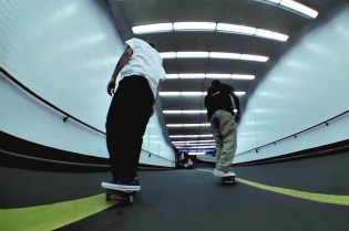 Converse CONS 'Nightlines' Video